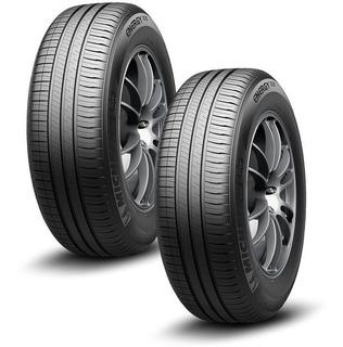 Paquete De 2 Llantas 195/55r16 Michelin Energy Xm2 87v