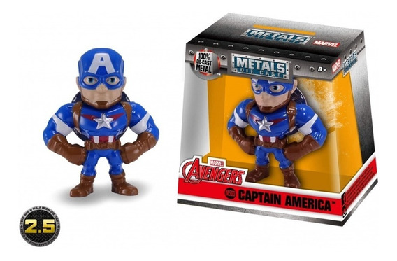 Metal Figs De Súper Heroes Avengers Y Justice League