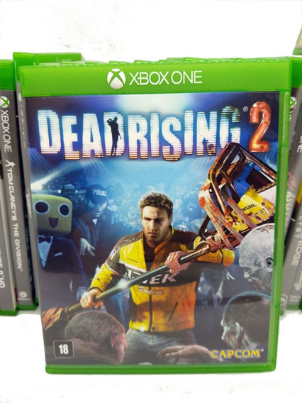 Deadrising 2 Jogos Xbox One Midia Fisica Original Xone Game