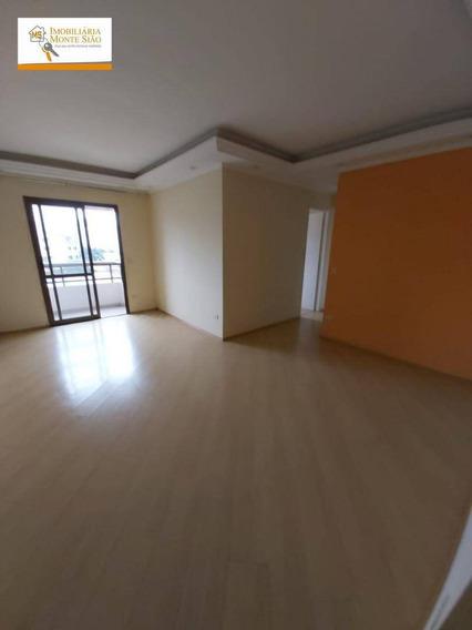 Lindo Apartamento Em Uma Ótima Localização - Ap1005