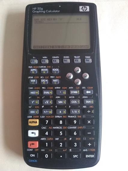 Calculadora Hp 50
