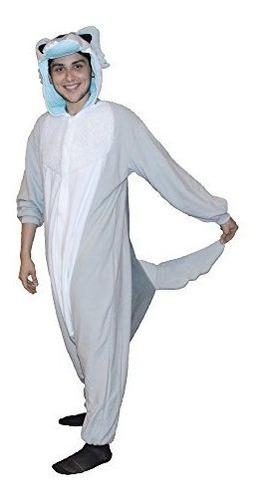 Disfraz De Kigurumi Para Adultos