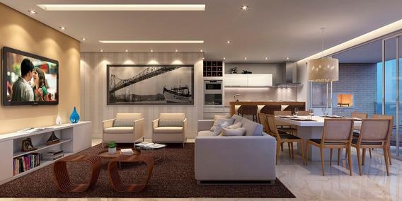 Apartamento Com 3 Quartos Para Comprar No Palmas Em Governador Celso Ramos/sc - 2264