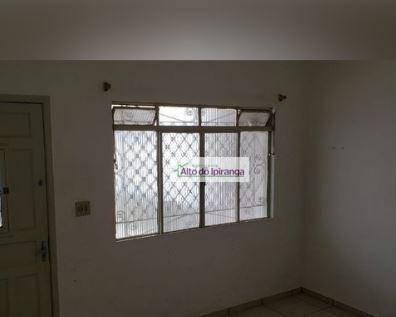 Sobrado Com 1 Dormitório Para Alugar, 50 M² - Vila Gumercindo - São Paulo/sp - So1012