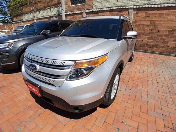 Ford Explorer Limited Sec 3,5 Gasolina 4x4
