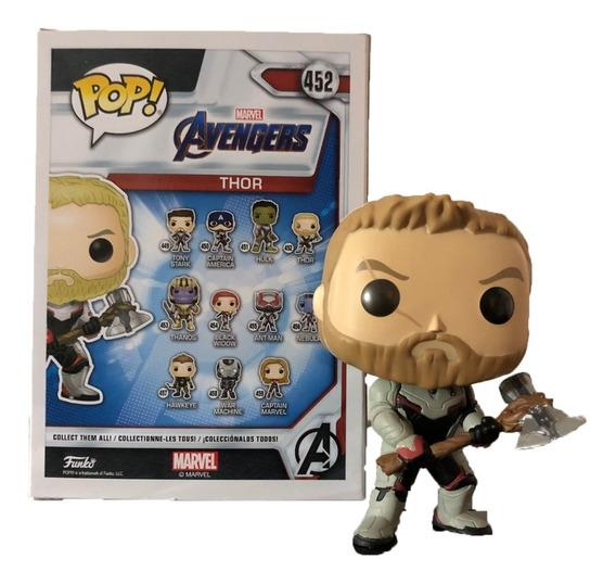 Figura Funko Juguetes Avengers Endgame Marvel Thor