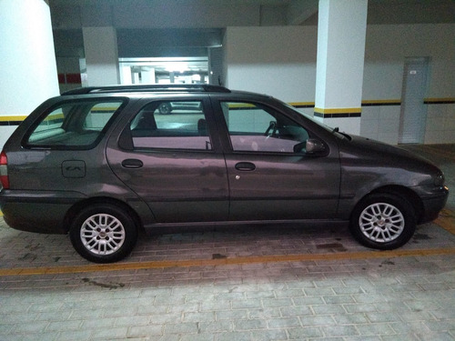 Fiat Palio Weekend 2000 1.0 6 Marchas 5p