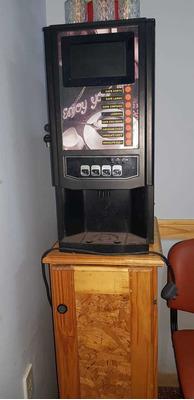 Maquina Expendedora De Café