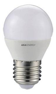 Lampara Gota Led Akai Energy 5w Calida / Fria 3000k / 6000k