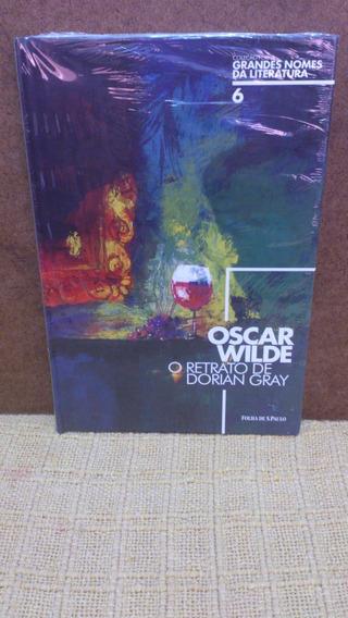 Livro O Retrato De Dorian Gray - Oscar Wilde - Novo -lacrado