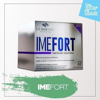 Imefort Caps= Biotina E Selênio = Imecap Hair