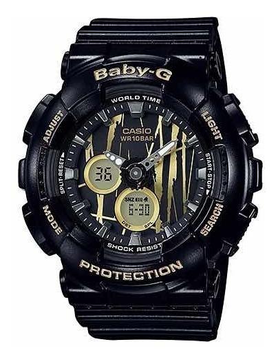 Relógio Casio G-shock Baby G Ba-120sp-1adr