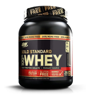 Whey Isolate Gold Standard 100% 2lb On / Optimum Nutrition