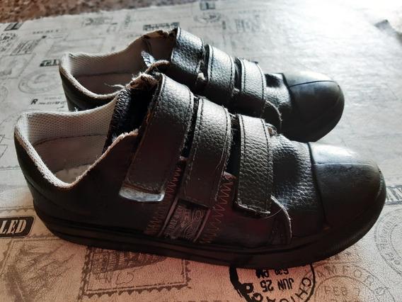 Zapatillas Escolares 34 (22cm) Hey Day