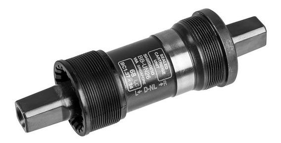 Movimento Central Shimano Bbun26 34.7mm 122mm Ponta Quadrada