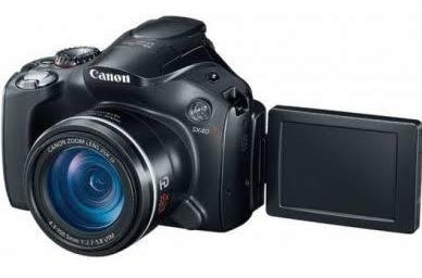 Câmera Canon Powershot Sx 40 Hs