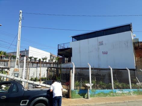 Salao Comercial No Conj. Do Bosque - Ven406