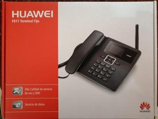 Teléfono Fijo Huawei F617 Libre Con Antena Aerea