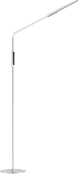Luminária Coluna Home Lamp C/ Controle Bivolt Branco Llum