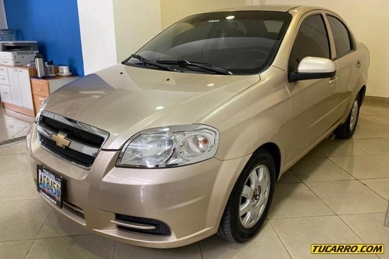 Chevrolet Aveo Lt-multimarca