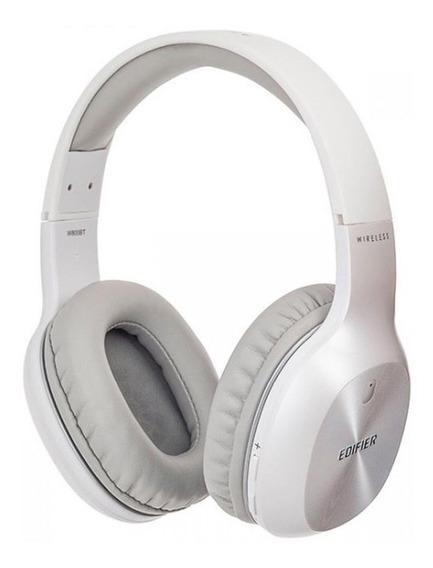 Fone De Ouvido Edifier W800bt Branco Bluetooth Nfe Garantia