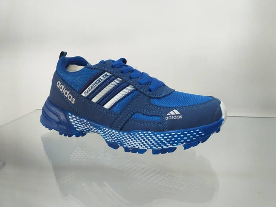 Botas Calzado Zapatos adidas Marathon Dama Y Caballeros