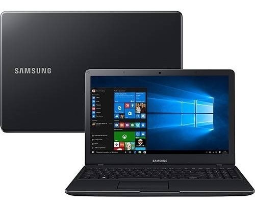 Notebook Samsung Intel Core I3 6 Ger 4gb 1tb - Novo