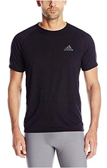 Camiseta Training Climalite Dri-fit Black adidas