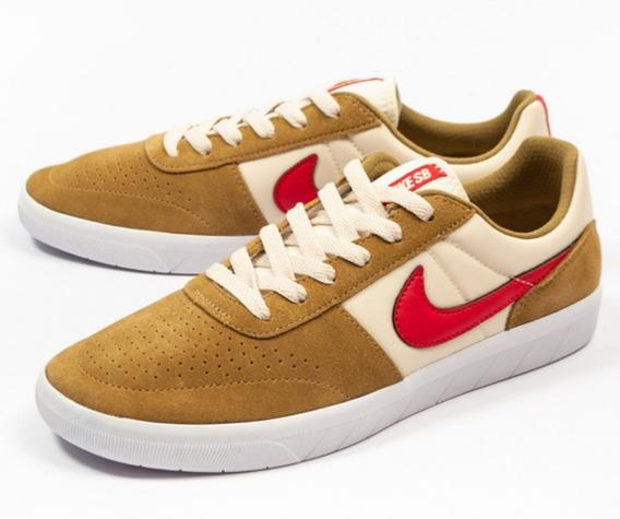 Zapatillas Nike Sb Team Classic 202 Golden Beige Hombre