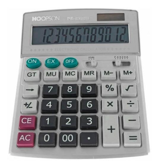 Calculadora Eletrônica Hoopson Ps-9200 H