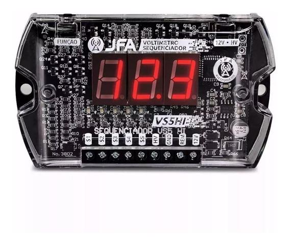 Fa Vs5hi - Sequenciador Voltímetro Medidor Bateria Dig Full