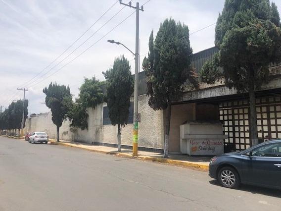 Terreno En Parque Industrial Chalco