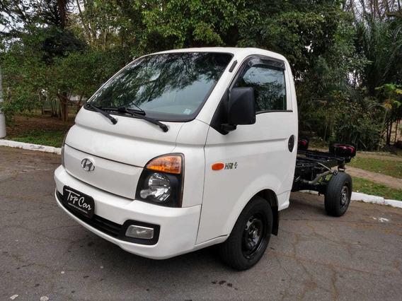 Hyundai Hr 2014 2.5 Hd Cab. Curta S/ Carroceria Tci 2p