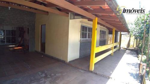 Imagem 1 de 19 de Casa Com 4 Dormitórios À Venda Por R$ 550.000,00 - São João - Itajaí/sc - Ca0360