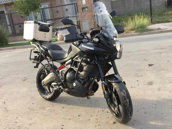 Kawasaki Versys 650 2015 Abs ( Recibo Benelli )