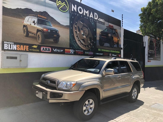 Toyota 4 Runner Limited 2007 Dorada Blindadje 3 Plus