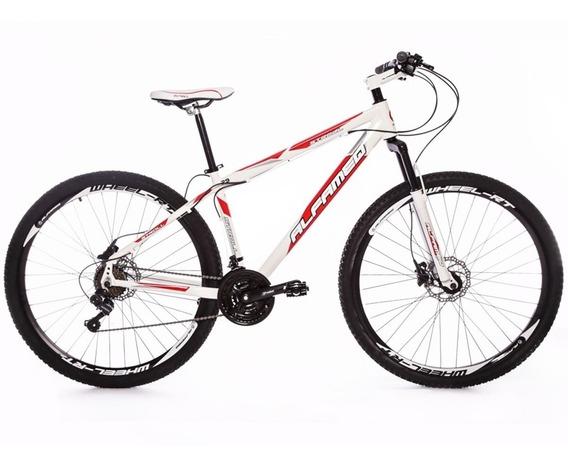 Bicicleta Aro 29 Alfameq Stroll Freio A Disco E Kit Shimano