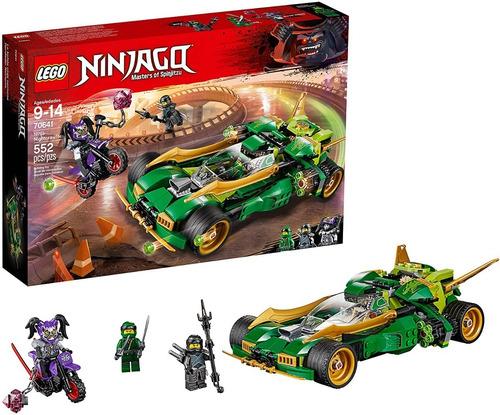 Imagen 1 de 1 de Lego Ninjago Cole Spinjitzu Master 70641
