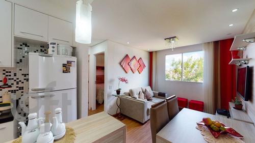 Imagem 1 de 18 de Apto Capão Redondo | 2 Quartos | 38 M² | Cond: R$250.00 | 0 Vagas - 132t571