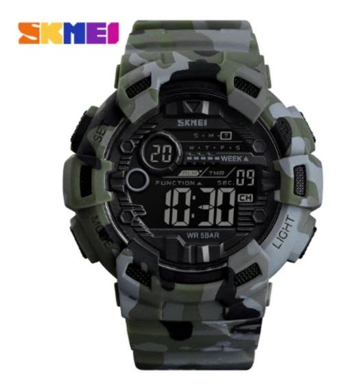 Relógios Masculino Digital Esportivo Skmei Shock Promoção