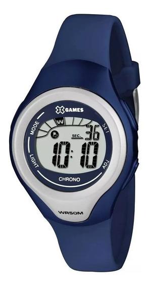 Relógio X Games Masculino Ref: Xkppd031 Bxdx Infantil
