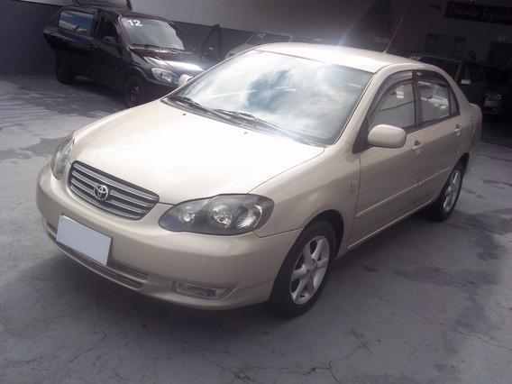 Toyota Corolla 1.8 Xei 16v Completo Automático + Couro Novo