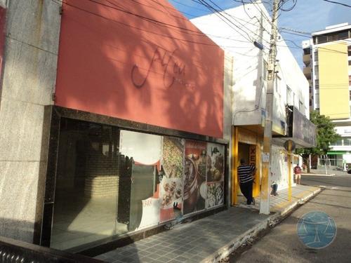 Imagem 1 de 9 de Ponto Comercial Petropolis - V-10458