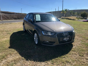 Audi A3 2015 1.4 Ambiente At Impecable!