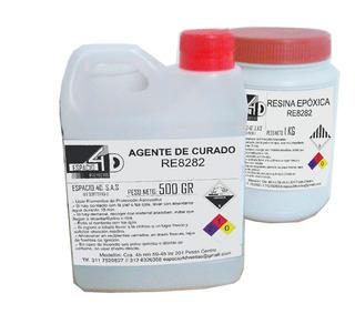 Resina Epoxica Pisos Porcelanato Liquido / Espacio 4d