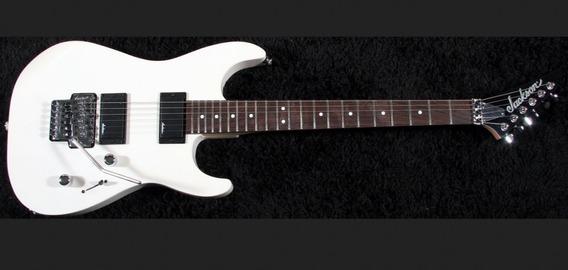 Jackson Js30dk Guitarra Eléctrica Dinky Foyd Rose Con Funda