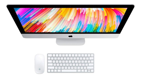 iMac 27 Mnea2 - 5k I7 32gb 1tb Ssd 4gb Video Envio Hj + Nfe
