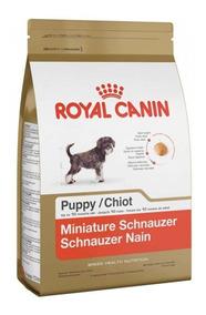 Croquetas Alimento Perro Schnauzer Puppy Royal Canin 1.13 Kg