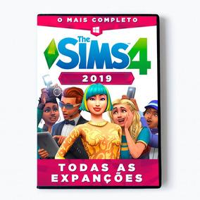 The Sims 4 2019 Completo + Todas As Expansões