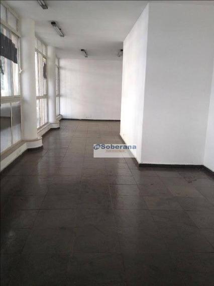 Sala Comercial Para Locação, Centro, Campinas. - Sa0475